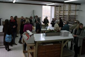 picture framing workshop launch