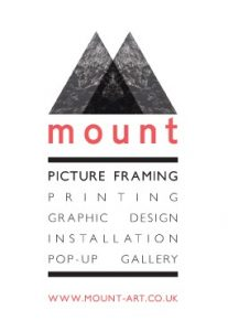 arts services including picture framing, printing, graphic design in Frome