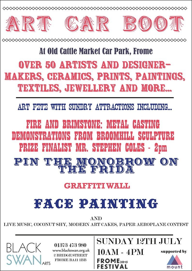Art Car Boot in Frome