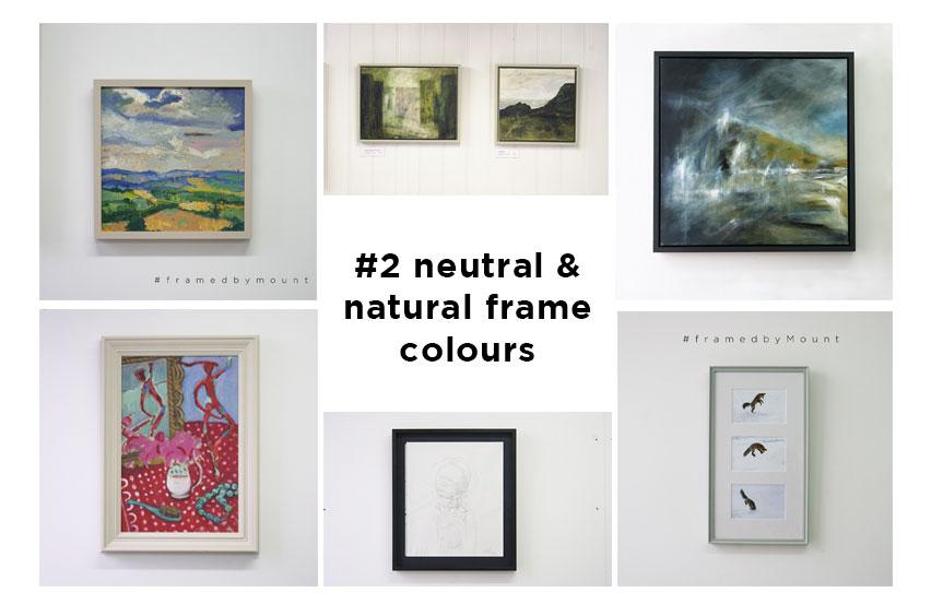 modern art framing. 10 Stylish Framing Tips For 2017 Modern Art