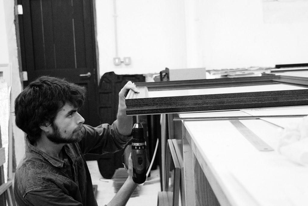 Simon Keyte, framemaker